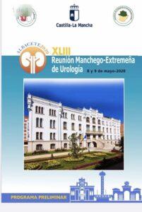 XLIII REUNIÓN MANCHEGO EXTREMEÑA DE UROLOGÍA